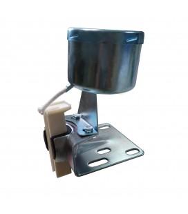 Pattini cabina con contenitore con pattini di scorrimento Arnitel (Wulkollan)