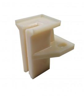 Pattini di scorrimento cotrappeso senza lubrificatore Arnitel (Wulkollan)