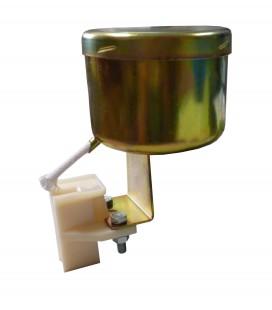 Pattini di scorrimento cotrappeso di Arnitel (Wulkollan) con lubrificatore