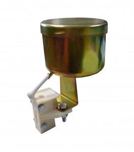 Pattini di scorrimento di Arnitel (Wulkollan) per cavo rigido con lubrificatore