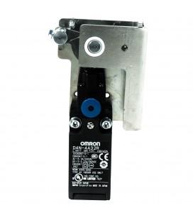 Sistema apertura serratura con contatto manuale porta sinistra