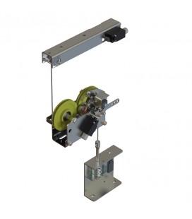 Tensor orizzontale + Tensor verticale modello Zeus per limitatori GV120