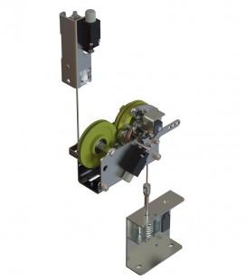 Tensor verticale + Tensor modello Zeus per limitatori GV120