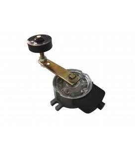 Interruttore a rullo regolabile - reset manuale