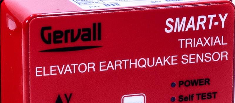 Sensore sismico