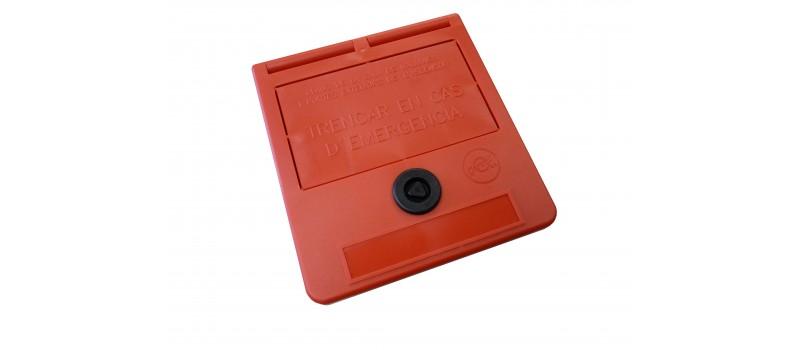 Cassetta chiavi di emergenza