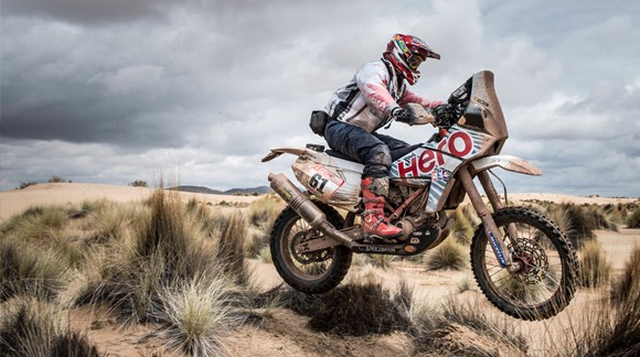 Gervall al Dakar 2018